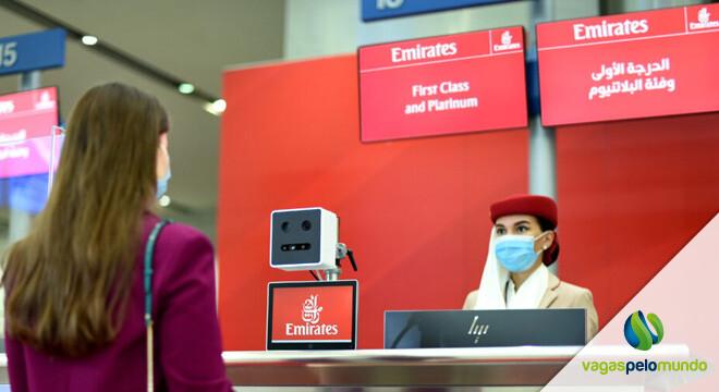 Emirates embarque biométrico
