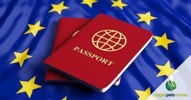 Passaporte para entrar no Reino Unido