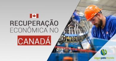 Recuperação economica Canada