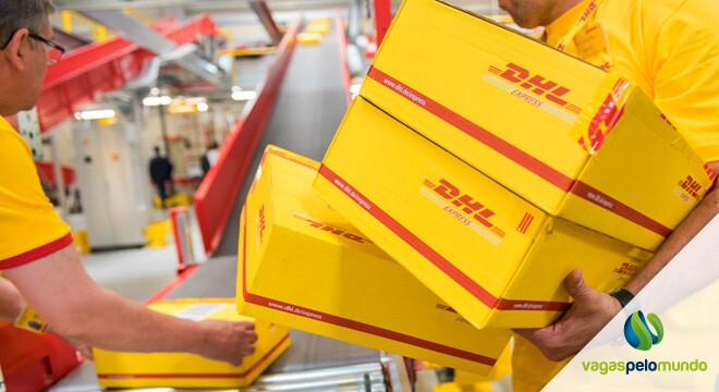 Vagas na DHL na Inglaterra