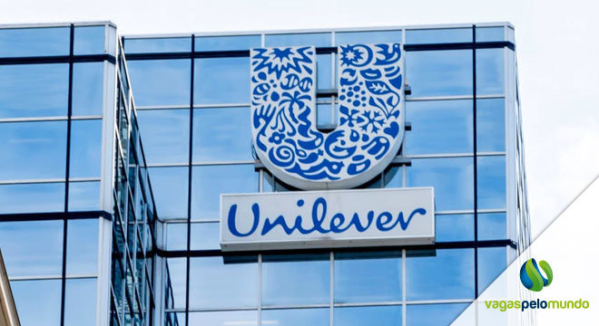 Vagas na Unilever