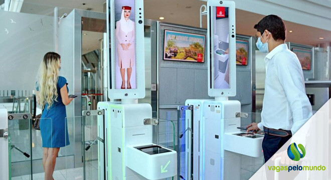 Viajar de Emirates