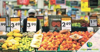supermercado em Portugal