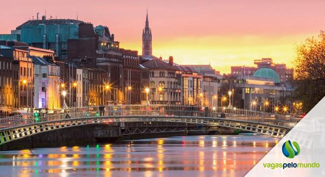 Multinacionais estão contratando em Dublin