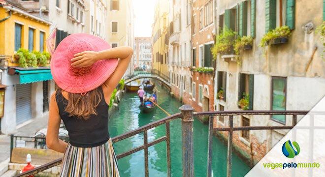 número de turistas na Europa