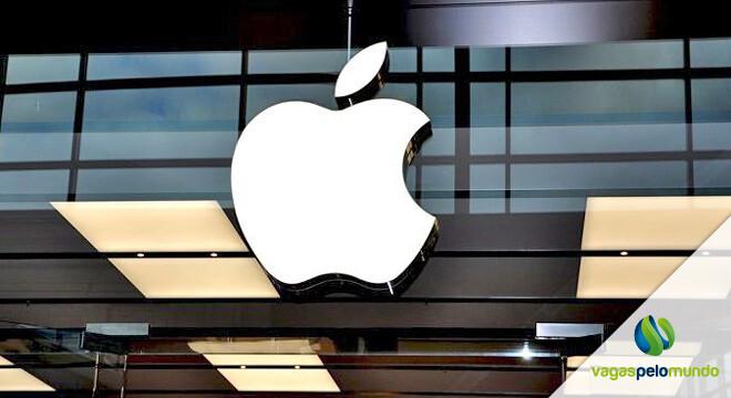Vagas na Apple na Europa