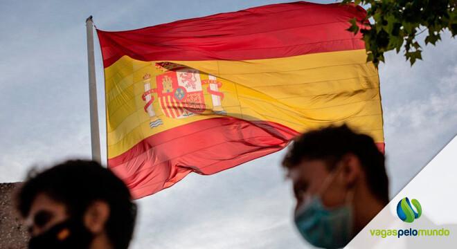 viajar para Espanha durante a Pandemia