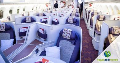 Royal Air Maroc voo Europa
