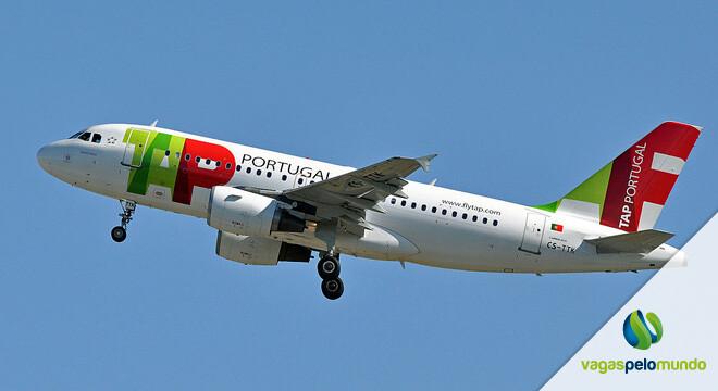 TAP Portugal lança promoção de passagens