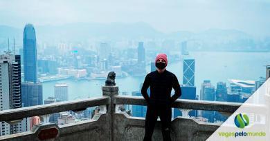 morar em Hong Kong na pandemia