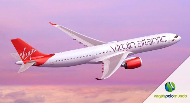 Promoção de passagens aéreas Virgin