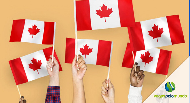teste de cidadania online no Canadá