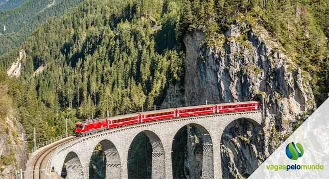 Trem Italia Suica