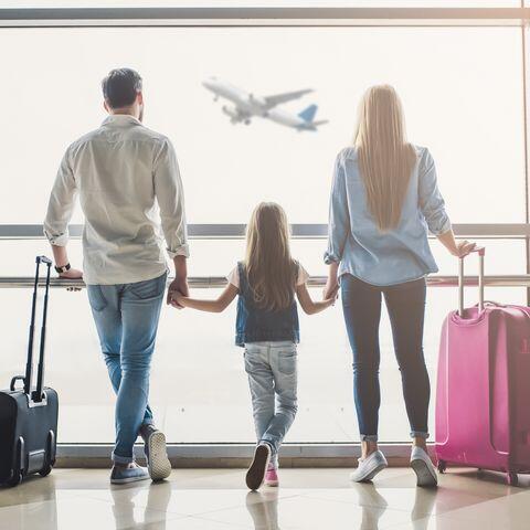 Viagem com criança