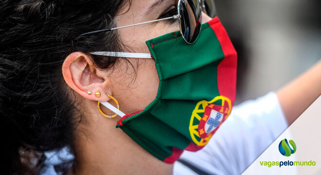 Portugal suspende todos os voos para o Brasil