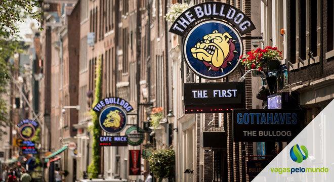 bulldog coffee shop