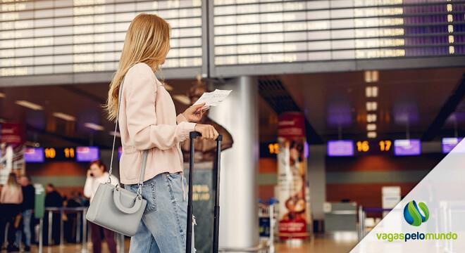 Como remarcar ou cancelar passagens aereas