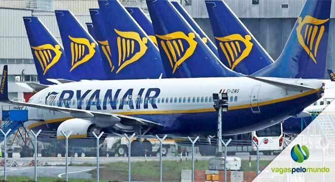 companhia aerea ryanair
