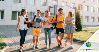 estudantes internacionais no Canada