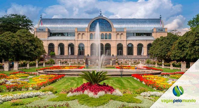 jardins botanicos mais bonitos do mundo