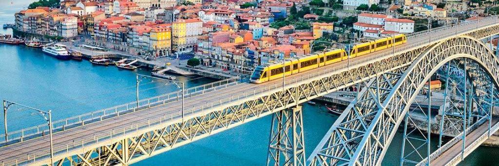 Metro Porto Portugal