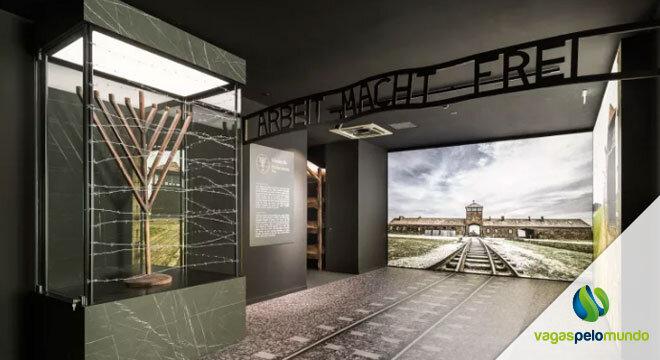 primeiro museu do holocausto da peninsula iberica
