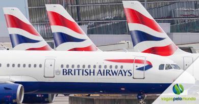promocao da British Airways
