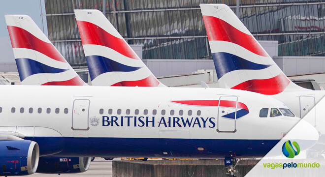 promocao da British Airways