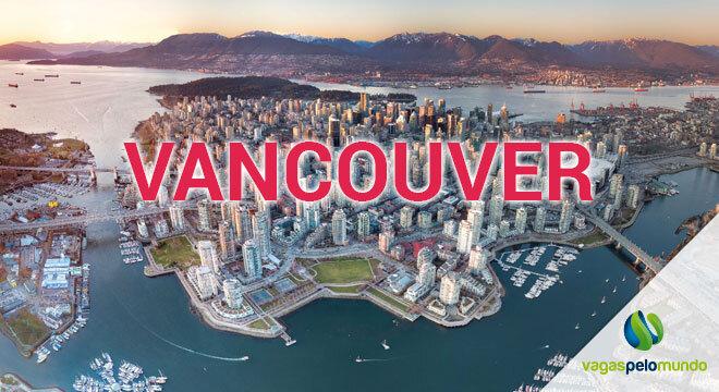 empregos em alta em Vancouver