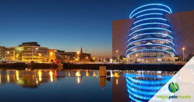 empregos em Dublin