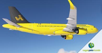 Nova companhia aérea brasileira
