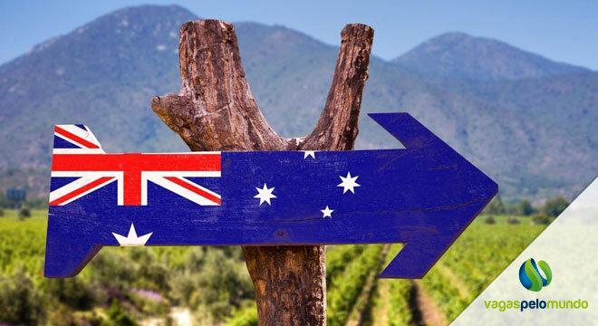 trabalhos em ascensao na Australia