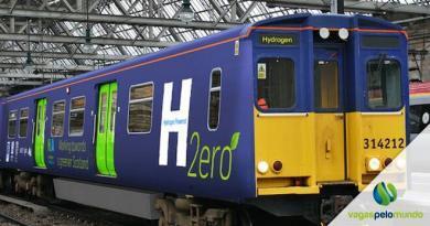 trem movido a hidrogenio