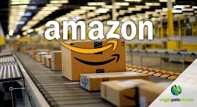 Vagas na Amazon