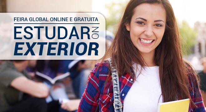 Feira Global para estudar no exterior
