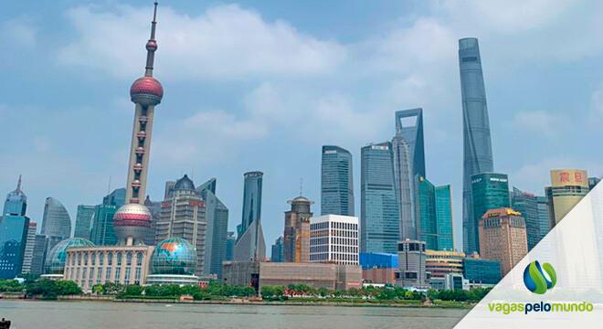 comercio exterior na China