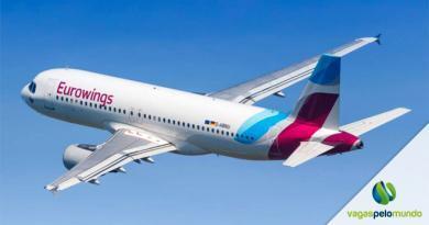 companhia aerea Eurowings