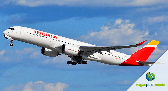 companhia aerea Iberia