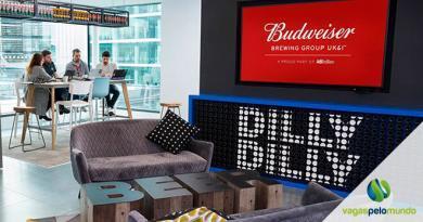 vagas na Budweiser
