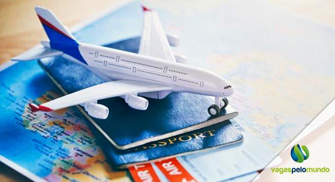 viagens internacionais com segurança