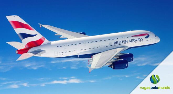 voos diários da British Airways