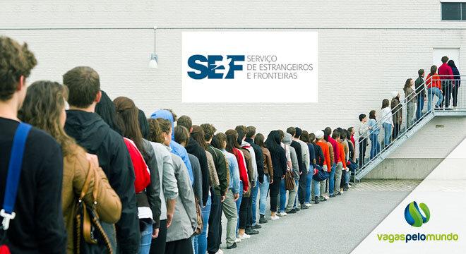 SEF Portugal acabou