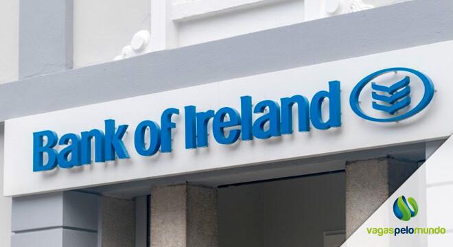 banco da Irlanda está recrutando