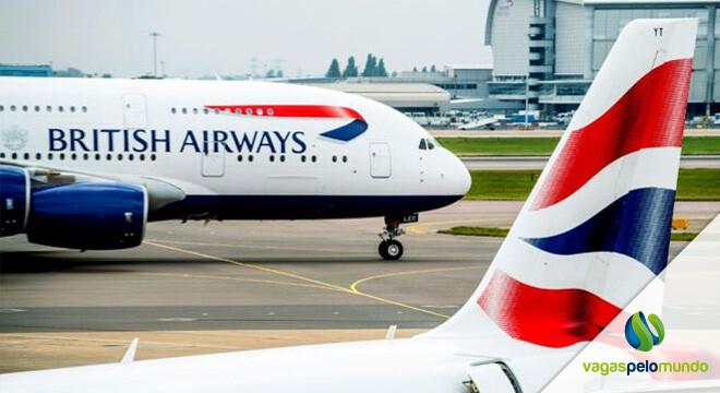 British Airways novas rotas na Europa