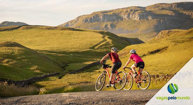 melhores rotas do Reino Unido para ciclistas