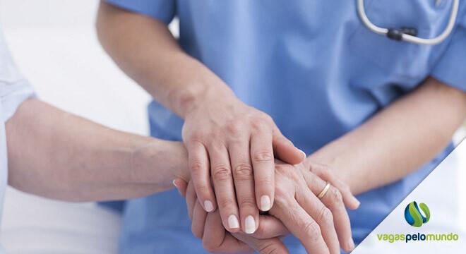 imigrar para o Canadá como enfermeira