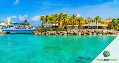 trabalhar no Caribe