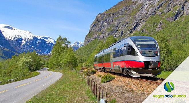 trem de passageiros entre Suecia e Finlandia