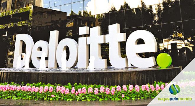 vagas abertas na Deloitte na Irlanda