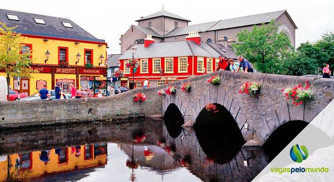 empregos no interior da Irlanda